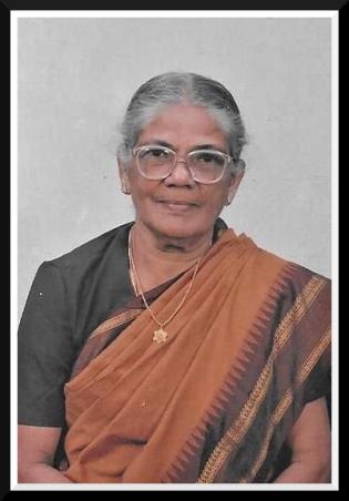 Obituary Photo- Mrs. M.G.Chelliah