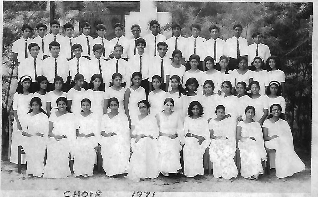 Choir 1971