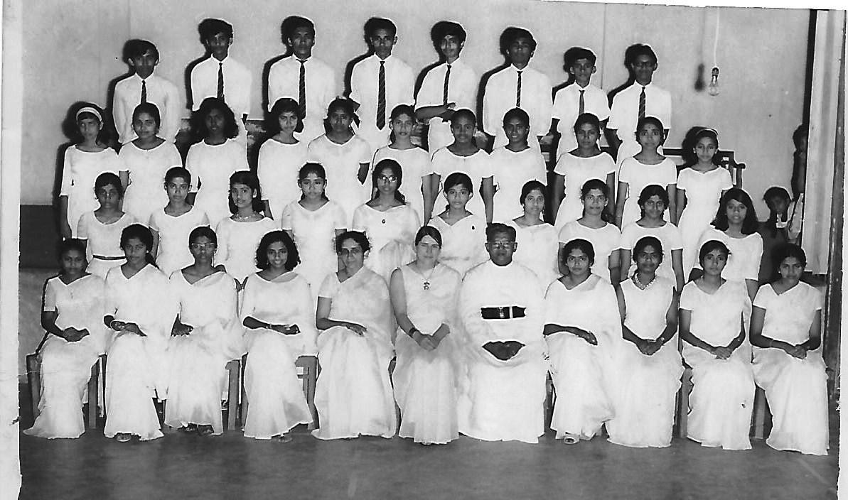 Combined Choir 1970