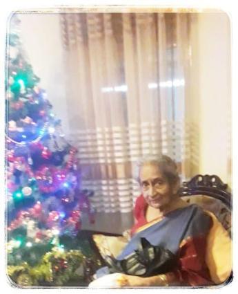 Mrs. Chandra Navaratnam